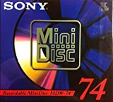 Sony ES Recordable MiniDisc ( 74-minute )