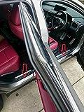 【ミニウエス付】 レクサス RX スカッフプレート ドア ガーニッシュ パネル カバー ベゼル プロテクター フロント リア モール 4PCS パーツ ドレスアップ 外装 LEXUS 200t 350 450h AGL2#W/GGL2#W/GYL2#W 20系