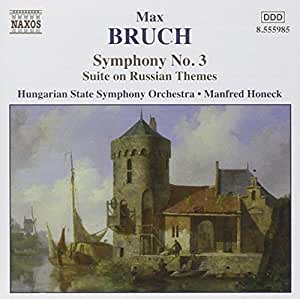 Sym 3/Russian Themes Ste Op. 79