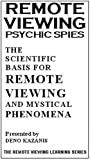 Rv Psychic Spies: Scientific Basis for Remote View [VHS] [Import]