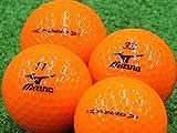 【Aランク】【ロゴなし】ミズノ T-ZOID オレンジ 2013年モデル 20個セット【ロストボール】