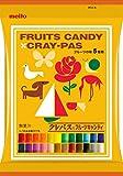 名糖産業 クレパスフルーツキャンディ 80g×10袋