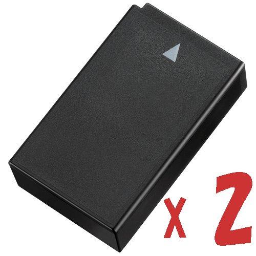 バッテリー 2個セット Nikon EN-EL20 互換 バッテリー Nikon 1 J3 / J2 / J1 / S1 / COOLPIX A 対応