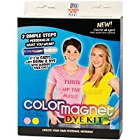 Color Magnet Dye Kit-Pink And Yellow (並行輸入品)