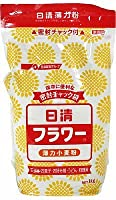 薄力小麦粉 フラワー 1kg /日清製粉(6袋)