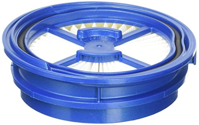 Bissell用交換フィルタFits 1132 Symphonyシリーズハードフロア掃除機& Steam Mop ,互換パーツ# 1410、洗濯可能&再利用可能な、by Think Crucial