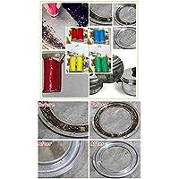 マジック クリーニング ブラシ ツール ステンレス鋼/ ポット/ステッカー/金属錆ステインリムーバー 2 ピース/パック キッチン アクセサリー