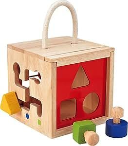かたち合わせボックス  ACTIVITY BOX