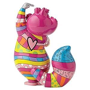 Disney By Britto Cheshire Cat不思議の国のアリス」から「Stone Resin Figurine