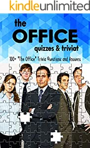 """THE OFFICE QUIZZES & TRIVIA: 100+ """"The Office"""" Trivia Questions and Answers (English Edition)"""