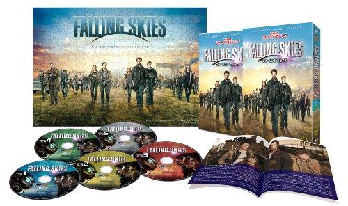 フォーリング スカイズ<セカンド・シーズン> DVDコンプリート・ボックス (5枚組)の詳細を見る
