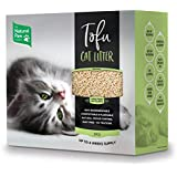 The Natural Paw Company, Tofu Cat Litter, 2kg