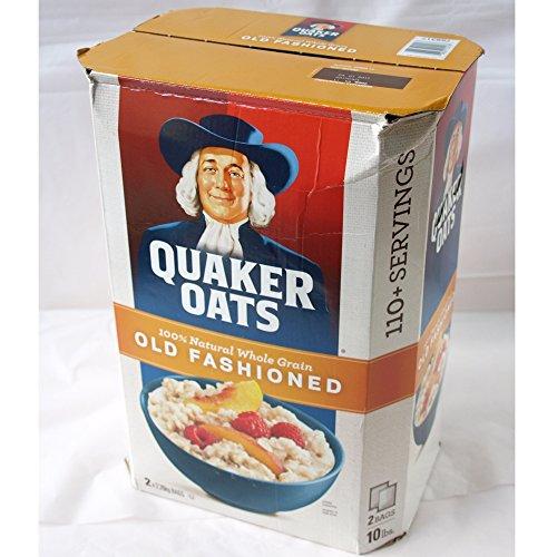 Quaker クウェーカー オートミール 2.26kg×2袋 ...