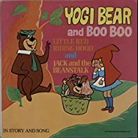 Yogi Bear & Boo Boo - Little Red Riding Hood & Jack & The Beanstalk - Sealed
