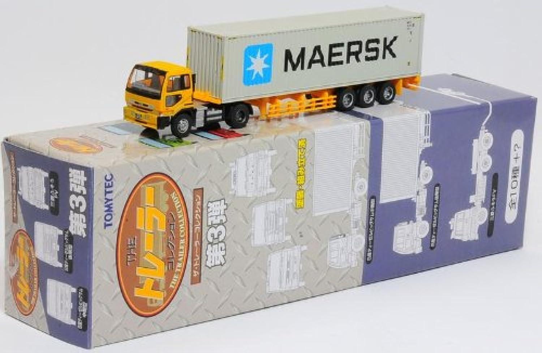 ザ?トレーラーコレクション第3弾 日産ディーゼルビッグサム中期型+MAERSK(40ft背高コンテナ)