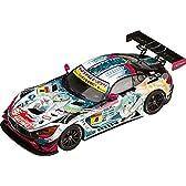 レーシングミク 2017Ver. グッドスマイル 初音ミク AMG 2017開幕戦優勝Ver. 1/32スケール ABS製 塗装済み完成品ミニカー