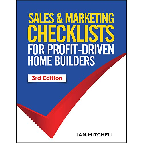 Download Sales and Marketing Checklists for Profit-driven Home Builders 0867187247