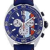 タグ・ホイヤー メンズ腕時計 フォーミュラ1 クロノグラフ ガルフスペシャルエディション CAZ101N.FC8243