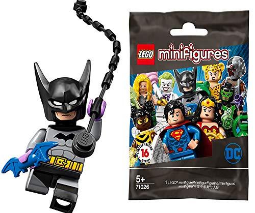 レゴ(LEGO) ミニフィギュア DCスーパーヒーローズ シリーズ バットマン│Classic Batman (from 1930s' Detective Comics) 【71026-10】