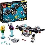 レゴ(LEGO) スーパー?ヒーローズ  バットマン(TM) バットサブの水中バトル 76116 ブロック おもちゃ 男の子