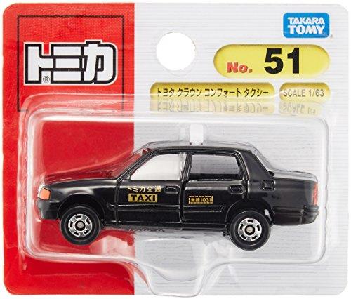 トミカ 051 トヨタ クラウン コンフォート タクシー
