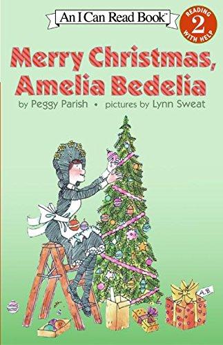 Merry Christmas, Amelia Bedelia (I Can Read Level 2)の詳細を見る