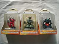 Mobile Suit Gundam Figure Collection 3 prefabricated three set Torutoru Love tem BANPRESTO Banpresto