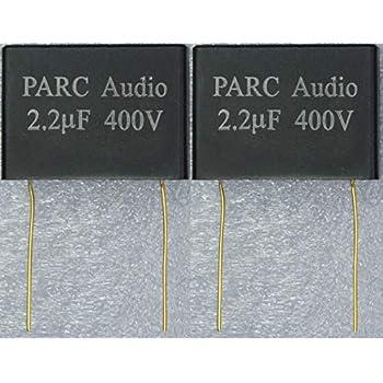 フィルムコンデンサー(2.2uF) 2個セット DCP-FC003-220-2