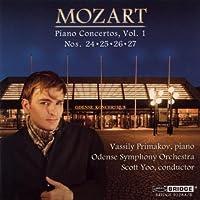 Vassily Primakov Plays Mozart Concertos
