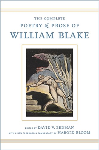 Download The Complete Poetry and Prose of William Blake 0520256379