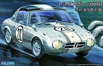 フジミ模型 1/24 インチアップシリーズ No.252 トヨタスポーツS800 浮谷東次郎仕様 プラモデル ID252