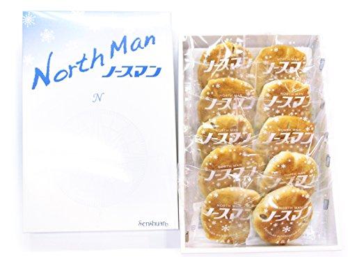 [札幌千秋庵]ノースマン10個入れ