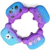 cinhentおもちゃKawaii Cute Slow Rising Squeeze Small Bear Improved Kidsフォーカスパズルギフトランダムスタイル