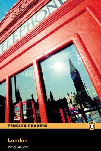 Penguin Readers: Level 2 LONDON (Penguin Readers (Graded Readers))の詳細を見る