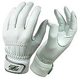 Zasller(ザスラー) レスキュー 消防 ソフト羊革手袋 シープスキングローブ ホワイト M ZFG-18