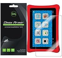 [ 3- Pack ] DMAX armor- Nabi 2/ nabi 2s 7-inchタブレットスクリーンプロテクターHigh Definitionクリアシールド–生涯Replacements warranty-小売パッケージ