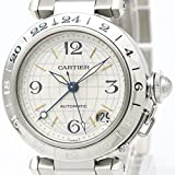 【CARTIER】カルティエ パシャC メリディアン ステンレススチール 自動巻き ユニセックス 時計 W31029M7 中古