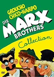 Die Marx Brothers Collection [5 DVDs]