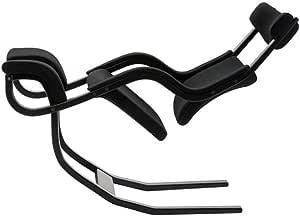 バリエール(Varier) バランスチェア ブラック/ブラック W73cm× D12cm × H135cm