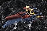 アーマーガールズプロジェクト 宇宙戦艦ヤマト2202 ヤマトアーマー×森雪 約150mm ABS&PVC&金属(鎖パーツ) 製 塗装済み可動フィギュア_02
