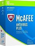 McAfee 2017 Antivirus Plus - 10 Devices [並行輸入品]