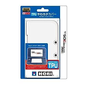 【New 3DS LL対応】TPUやわカタカバー for NEW ニンテンドー3DS LL