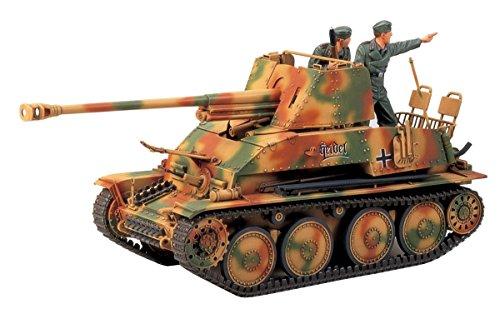 スケール限定シリーズ 1/35 ドイツ 対戦車自走砲 マーダーIII (7.62cm Pak36搭載型) (ウェザリングマスター付き) 25128
