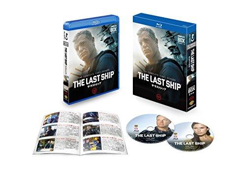 ザ・ラストシップ 〈ファースト・シーズン〉 コンプリート・ボックス(2枚組) [Blu-ray]の詳細を見る