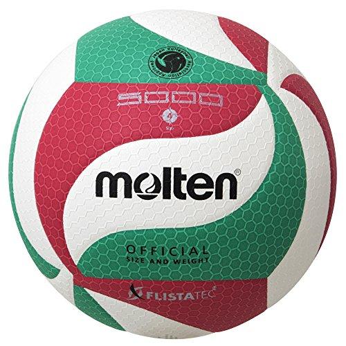 モルテン バレーボール 4号ボール フリスタテックボール 4号球 V4M5000 4 WHT