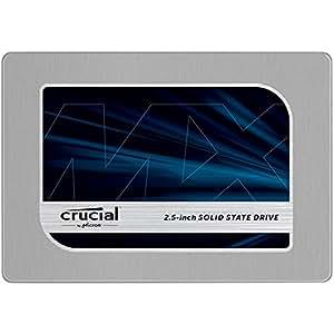 Crucial CT250MX200SSD1 (2.5インチ 250GB / SATA 6Gbps / 7mm / 9.5mmアダプタ付属)並行輸入