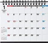 高橋 2020年 カレンダー 卓上 A6 E140 ([カレンダー])