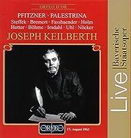 プフィッツナー:歌劇「パレストリーナ」 (3CD)  (Pfitzner, Hans: Palestrina - Musikalische Legende in 3 Akten)