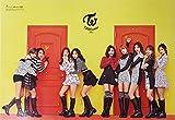 【公式ポスター】 TWICE トワイス - TWICEoaster : LANE 2 (Special Album) [A ver.] OFFICIAL POSTER サイズ 52 x 76 cm [ポスター専用ケース] [韓国製]