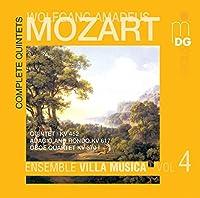Mozart: String Quintets Vol. 5, Oboe Quartet (2004-05-03)